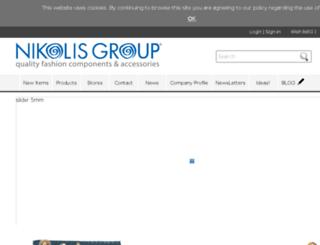 nikolisgroup.gr screenshot