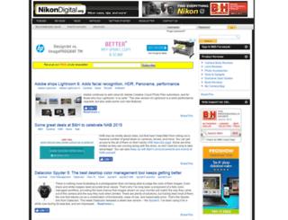 nikondigital.org screenshot