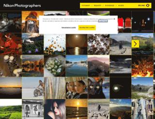 nikonphotographers.it screenshot