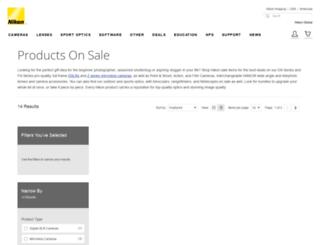 nikonpromo.com screenshot