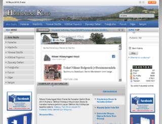 niksarhuseyingazi.com screenshot