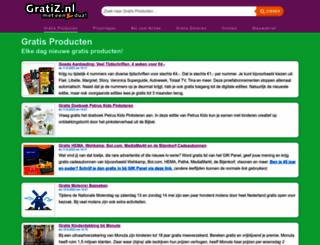 niksnakkesnada.nl screenshot