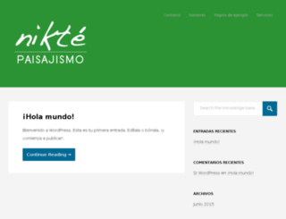 niktepaisajismo.com screenshot