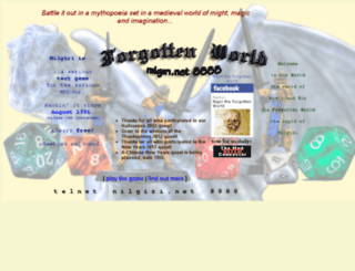 nilgiri.net screenshot