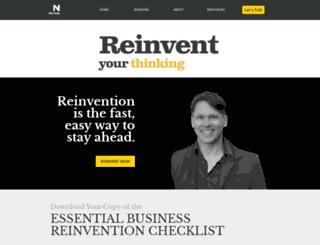 nilsvesk.com screenshot