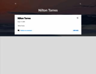 nilton.org screenshot