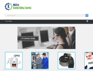 niluferbuderusservisi.com screenshot