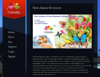 nimara-mini.net screenshot