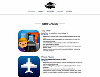 nimblebit.com screenshot