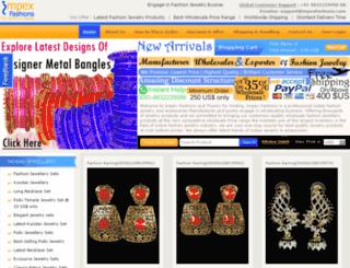 nimmifashions.com screenshot