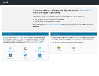 nina.net.vn screenshot