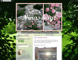 ninashage.blogspot.com screenshot