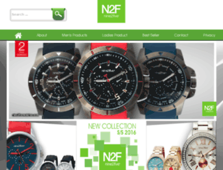 nine2fivewatches.com screenshot
