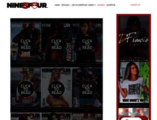 nine5four.net screenshot