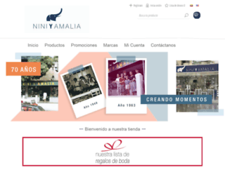 niniyamalia.com screenshot