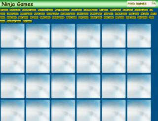 ninjagames.ninja screenshot