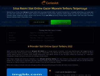 ninjaindo.prodigy.co.id screenshot