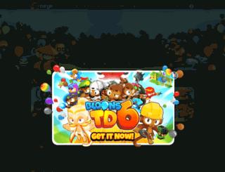 ninjakiwi.com screenshot
