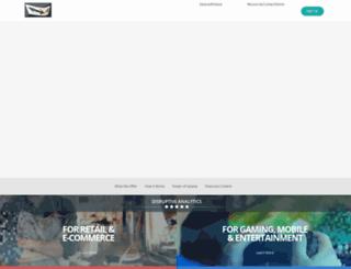 ninjametrics.com screenshot