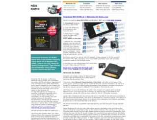 nintendodsroms.com screenshot