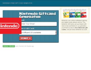 nintendoeshopcards.com screenshot