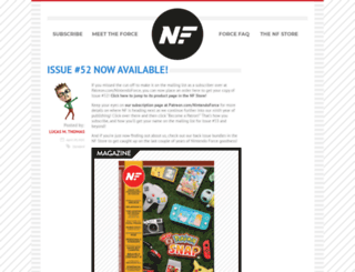 nintendoforcemagazine.com screenshot