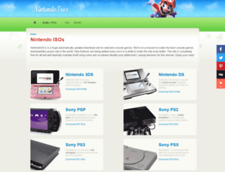nintendoisos.com screenshot