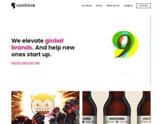 ninthlink.com screenshot