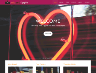 nipandtipple.com screenshot