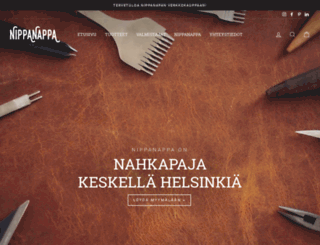 nippanappa.fi screenshot