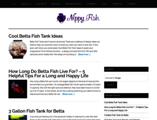 nippyfish.net screenshot