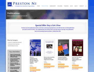nipreston.com screenshot