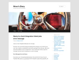 nirav.extreme-advice.com screenshot