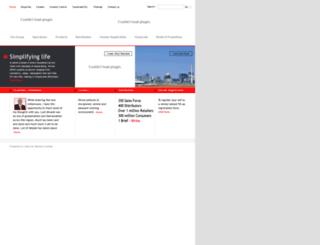 nirma.co.in screenshot