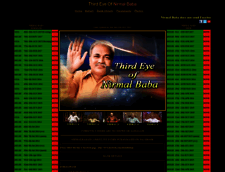 nirmalbaba.com screenshot