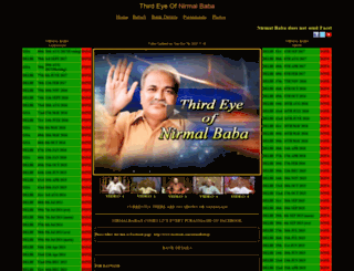 nirmalbaba.mobi screenshot