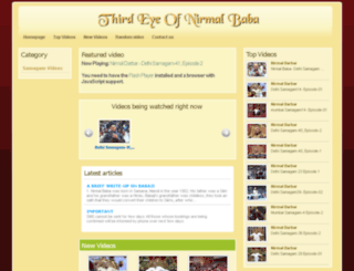 nirmaldarbar.org screenshot