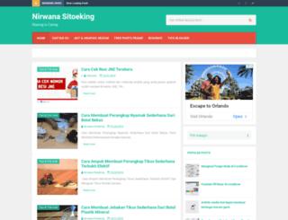 nirwanasitoeking.blogspot.com screenshot