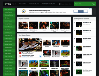 nisan.oyunu.net screenshot