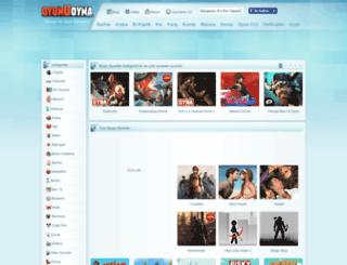 nisan.oyunuoyna.com screenshot