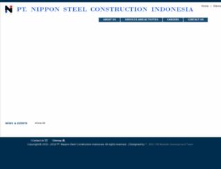 nisconi.com screenshot