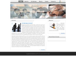 nishsoftservices.com screenshot