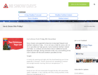 nisnowdays.com screenshot