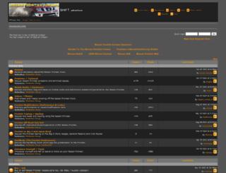 nissanfrontier.org screenshot