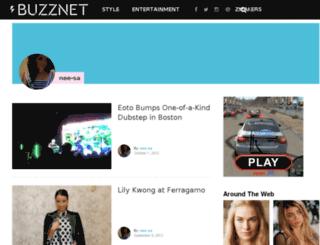 nisuh.buzznet.com screenshot
