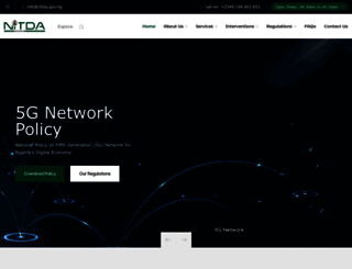 nitda.gov.ng screenshot