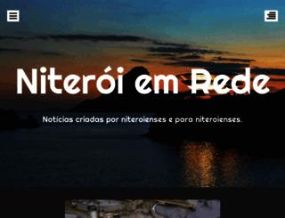 niteroiemrede.wordpress.com screenshot