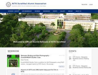 nitk.fourthambit.com screenshot
