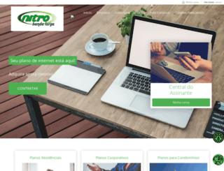 nitrobandalarga.com.br screenshot