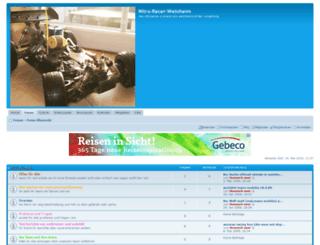 nitroracerweinheim.phpbb8.de screenshot
